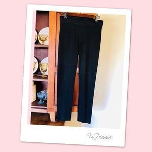 "BCBG MaxAzria Black Dressy Pants EUC ""Just In"""
